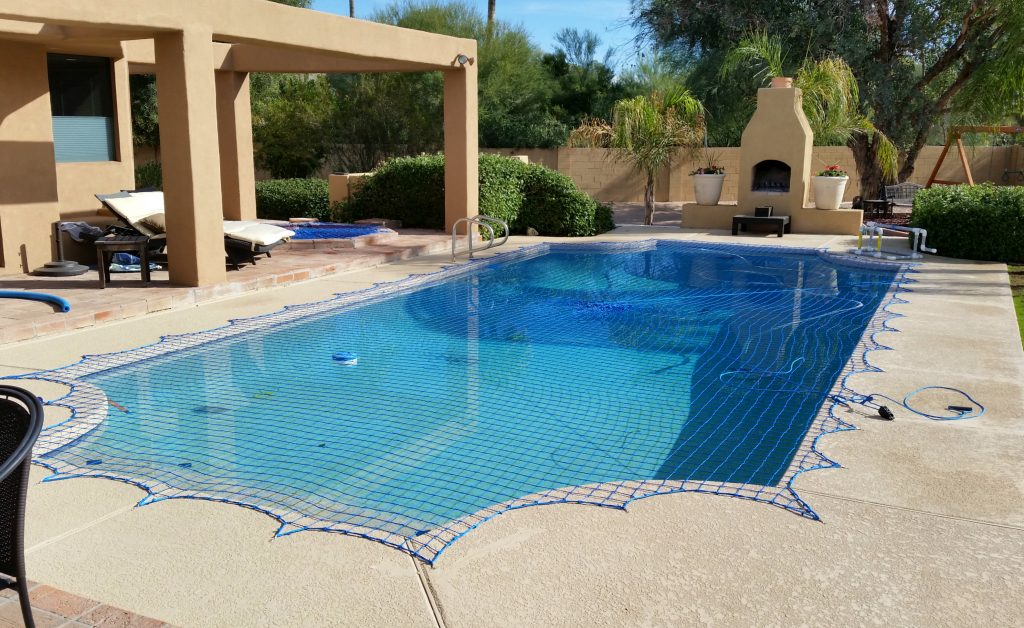 Pool Safety Cover Net