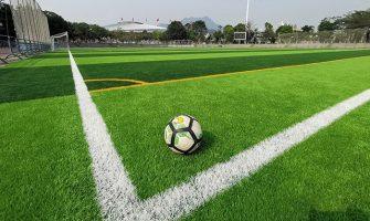 artificial football turf