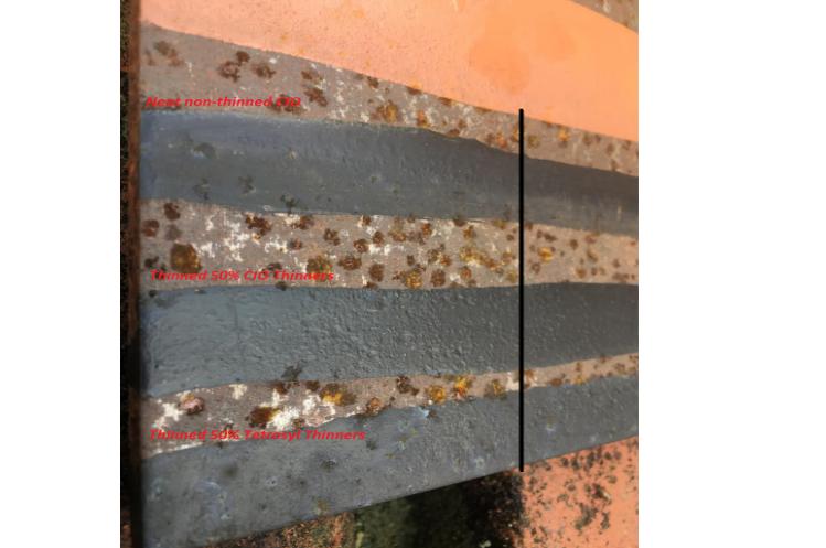 sub surface corrosion