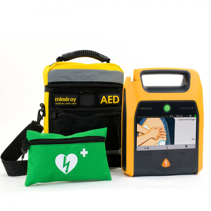 an example of a defibrillator